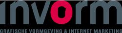Invorm grafische vormgeving & internet marketing Logo